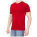 Combo Of 3 Men's Casual T-Shirt (Gray, Blue, Red)